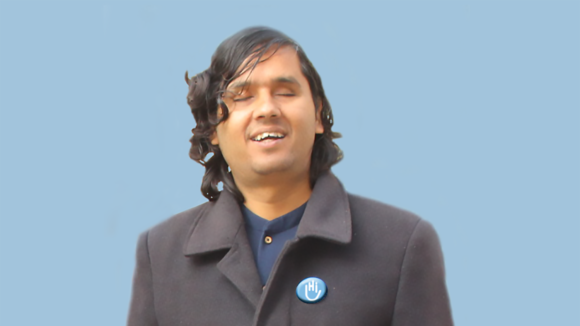 Shiva Acharya.